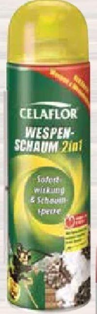 Wespenschaum von Celaflor
