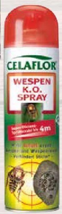 Wespen K.O. Spray von Celaflor