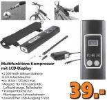Multifunktions Kompressor