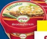 Brotaufstrich von Popp
