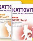 Katzendiätnahrung von Kattovit Feline Diet