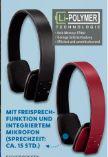 Bluetooth-Kopfhörer von SilverCrest