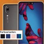 Smartphone P20 von Huawei