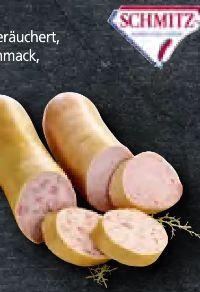 Leberwurst von Schmitz