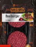 Beefburger von Ran an den Grill!