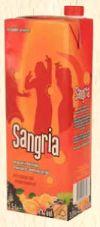 Weinhaltiges Getränk von Sangria