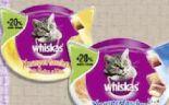 Snacks von Whiskas