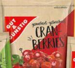 Cranberries von Gut & Günstig