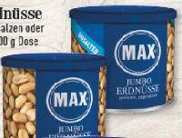 Jumbo Erdnüsse von Max Kiene