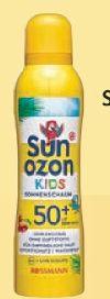Kids Sonnenschaum LSF 50+ von Sunozon