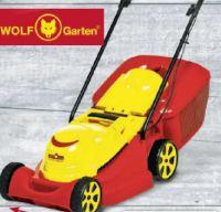 Elektro-Rasenmäher von Wolf Garten