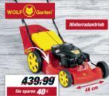 Benzin-Rasenmäher ST 4600 A HW ES von Wolf Garten