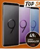 Smartphone Galaxy S9 von Samsung