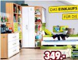 Jugendzimmer Eck-Kleiderschrank Unlimited von Wellemöbel