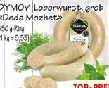 Leberwurst von Dymov