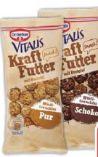 Vitalis Kraftfutter Snack von Dr. Oetker