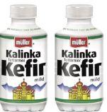 Fettarmer Kalinka Kefir von Müller