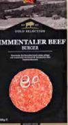 American Beef Burger von Schulte+Sohn