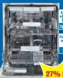 Geschirrspüler TFGS60SI10 von Telefunken