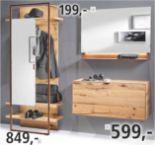 Garderobe V-Cube von Voglauer