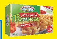 Mikrowellen Pommes von Schwarmstedter
