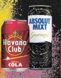 Alkoholisches Mischgetränk