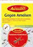 Gegen Ameisen von Aeroxon