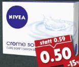 Creme Soft Seife von Nivea