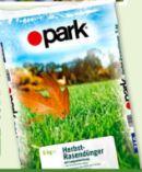 Herbst-Rasendünger von Park