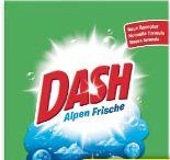 Pulver Vollwaschmittel von Dash