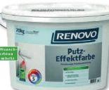 Putz-Effektfarbe Mix Base 5 von Renovo