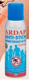 Anti-Stich Insektenschutz von Ardap