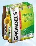 Gründel's Fresh Alkoholfrei von Karlsberg
