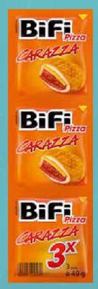 Pizza carazza von Bifi
