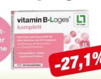 Vitamin B-Loges von Dr. Loges