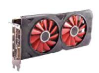 Grafikkarten Radeon RX 570 RS XXX Edition von XFX