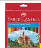 Farbstifte Castle von Faber-Castell