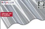 Polycarbonat-Wellplatte Sinus 76/18 von Salux