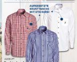 Herren-Trachtenhemd von Livergy