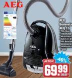 Bodenstaubsauger Equipt AEQ15 von AEG