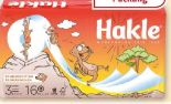 Toilettenpapier von Hakle
