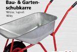 Bau- und Gartenschubkarre