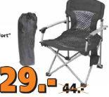 Campingstuhl Comfort