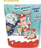 Happy Moments Helden ABC von Ferrero