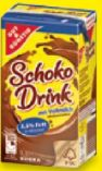 Schoko Drink von Gut & Günstig