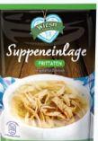 Suppeneinlage von Wiesn Schmankerl