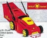 Elektro-Rasenmäher A 400 E von Wolf Garten