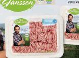 Hackfleisch von Bio Janssen