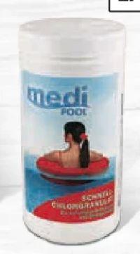 Schnell-Chlorgranulat von Medi Pool