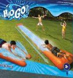 Wasserrutsche von H2O Go